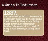 A Guide to Deduction--1337