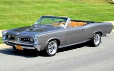 Just restored and ready to drive, Fresh Pontiac factory original automatic transmission, original Pontiac HD rear differential, brand new. Old Muscle Cars, Chevy Muscle Cars, American Muscle Cars, Pontiac Lemans, Pontiac Cars, Pontiac Gto For Sale, Pontiac Firebird, 1957 Chevrolet, Chevrolet Chevelle