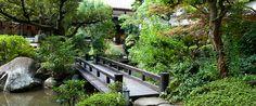 Jinya Ryokan - a beautiful inn and garden in Japan.