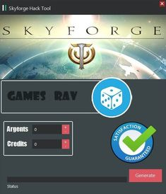 Skyforge Hack is new tool which can be used to generate argents and in game credits. Application works on both Android and iOS so you can download Skyforge Hack and use it today.