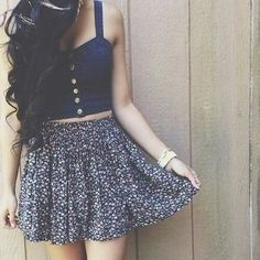 Imagen de fashion, skirt, and outfit