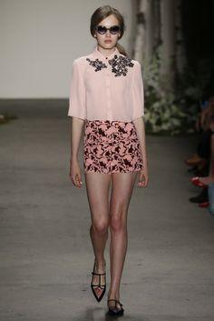 Honor RTW Spring 2014 - Slideshow - Runway, Fashion Week, Reviews and Slideshows - WWD.com