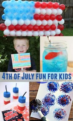 4th of July fun for