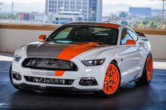 Ford sends a squad of custom Mustangs to SEMA   AmcarGuide.com - American muscle car guide