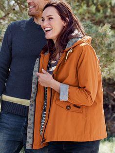Jitter short mac   coats & jackets   White Stuff