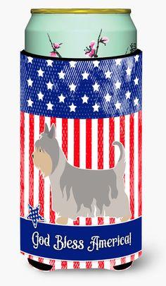 Australian Silky Terrier American Tall Boy Beverage Insulator Hugger BB8388TBC