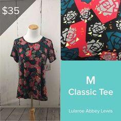 ShopTheRoe | LuLaRoe Simply Comfortable - Classic Tee
