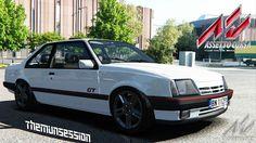 Assetto Corsa Cars Opel Ascona C GT Downloads MODs