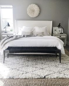 Bring home the very plush and ultra soft handmade shag rug and create a cozy space for yourself. Made out of 100% wool, this shag rug will turn out to be an instant favorite of all.
