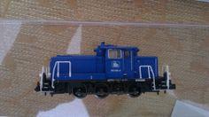 Fleischmann  Diesel Rangierlok in  N  DCC     Nr. 722586