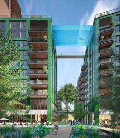 6 - Glass Flooring - Home Design - Contemporary Architecture