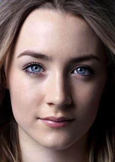 Saoirse Ronan. I think she is absolutely one of the prettiest women out there! And I think she is an awesome actress!!