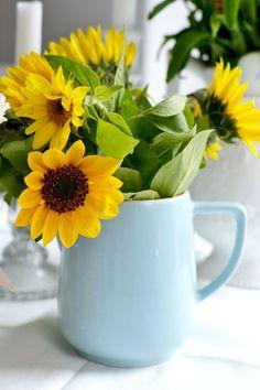 Sun flowers blog.martha-s.de