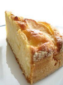 fame di buono: Torta di mele apple yeast cake