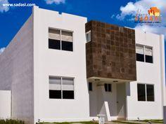 #lasmejorescasasdemexico LAS MEJORES CASAS DE MÉXICO. SAN ARTURO 3R, es un hermoso modelo de vivienda acondicionado con sala, comedor, cocina, 3 recámaras, 3 baños, cuarto de servicio, espacio para auto y mucho más. En Grupo Sadasi, le invitamos a conocer nuestro desarrollo Hacienda Viñedos en Guanajuato, donde podrá adquirir esta bonita casa. mgmendozaz@sadasi.com