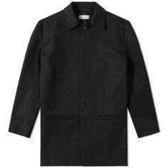 GOSHA RUBCHINSKIY GOSHA RUBCHINSKIY LONG TRENCH COAT. #gosharubchinskiy #cloth #