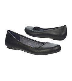 "Dr. Scholl's ""Friendly"" Flats 