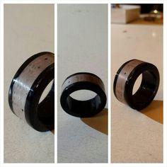 Anello in resina. Per info: fb MoirArt LAB