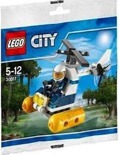 Lego City 30311 Swamp Police Helicopter Set New/Sealed! 51pcs  Ages 5+  Rare HTF #LEGO