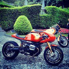 Roland Sands BMW