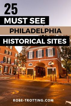 Here is the ultimate guide to historical sites in Philadelphia. No matter what you do in Philly, you need to make room for these amazing Philadelphia historical sites. Use our guide to plan the perfect Philadelphia itinerary and don't miss a thing | USA Travel | America Travel | Philadelphia Travel | Philadelphia historical buildings | Philadelphia historical museums | Things to do in Philly | What to do in Philadelphia | Philadelphia History | Things to do in Philadelphia |