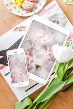 Идея для фото в инстаграм. Весенняя раскладка, настроение, вдохновение, цветы #фото #весна #вдохновение