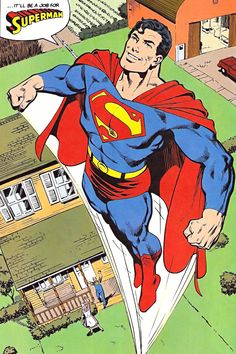 Superman by John Byrne