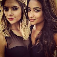 Behind the Scenes Pics from Pretty Little Liars Season 4
