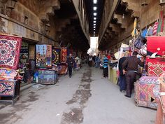 Last Friday I visited this street market past Bab Zweila located in Islamic Cairo although a bit hidden and not as popular as Khan El-Khalili, I recommend it. Cairo, Islamic, Times Square, Street View, Friday, Popular, Hand Warmers, Popular Pins, Most Popular