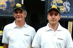 Pai de Daniel, Chico Serra confirma sua participação na prova de duplas da Stock Car em Interlagos.