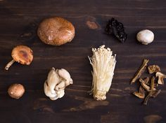 Everything you need to know about all those mushrooms at your grocery store