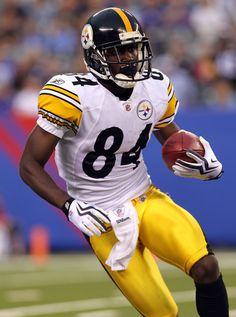 03a4787bf0b Antonio Brown Photo - Pittsburgh Steelers v New York Giants Steelers  Helmet, Steelers Football,