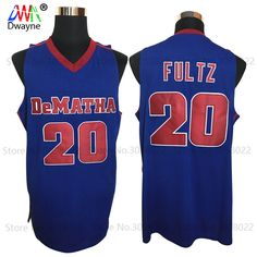 2017 Mens Dwayne Markelle Fultz Jersey Cheap Throwback Basketball Jerseys   20 DeMatha Catholic HS Stags Retro Shirts For Men-in Basketball Jerseys  from ... 7ad66add3