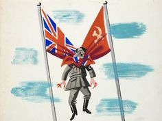 19 Incredible British Propaganda Posters From World War Two http://www.businessinsider.com/world-war-two-posters-keep-calm-2012-6?op=1 National Archives / Wikipedia