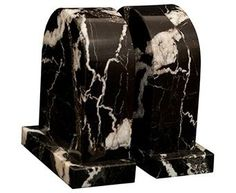 Marble Crafter BE30-BZ Metis Bookends