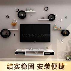 Modern Tv Room, Modern Tv Wall Units, Modern Living, Living Room Tv Unit Designs, Bedroom Cupboard Designs, Bedroom Tv Wall, Wall Tv, Small Tv Unit, Set Top Box