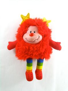 Romeo Sprite from Rainbow Brite...Leslie, I still have the one you got for me ! :)