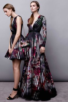 All the runway looks from Elie Saab: New York Ready-to-Wear Pre-fall 2015