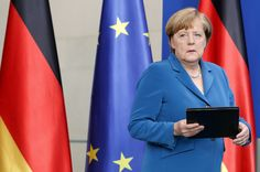 Well duh!  Who could have foreseen that the completely disorderly admission of hundreds of thousands of undocumented migrants into Germany from countries with terrorism problems would turn out to be an issue? Apparently not German Chancellor Angela Merkel, until now. On Tuesday, Merkel told the German newspaper Sueddeutsche Zeitung that part of the reason the problem got so out of control was because Europe had ignored it for so long.