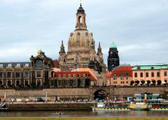 Known as the 'Florence of the Elbe,' Dresden is found east of the country and is famous for its numerous historic buildings that will make you marvel and take you back a few hundred years to a time when this was the capital of kingdom.