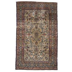 Wannenes Art Auctions  DOROKHSK CARPET, KHORASSAN AREA, PERSIA, CIRCA 1900 cm 310X190