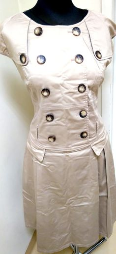 Button Dress, Button Up, Fast Fashion, Women's Fashion, New Trends, Chef Jackets, The Originals, Big, How To Wear