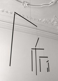 MILAN DESIGN WEEK 2015 – The Wrap Up  |  Inspired by kinetic art and the idea of constant change, the ACT Light Mobile by Christian Haas is an elegant melding of light, art and design.