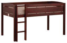 Amazon.com: Canwood Whistler Junior Loft Bed - Cherry: Home & Kitchen