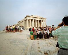 Acropolis, Martin Parr
