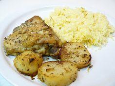 Hommus: Baked Chicken with Potatoes - دجاج مع البطاطا بالصينية