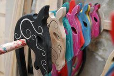 Hobby Horse Template | Wooden Hobby Horse Template