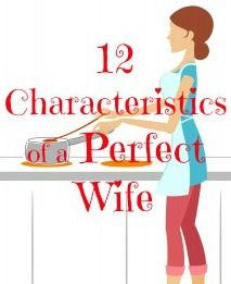 Are you the perfect wife? Find out...