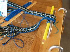 Card Weaving Better Loom