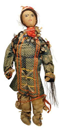 Choctaw doll